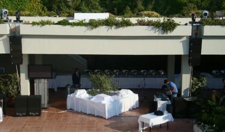 Γαμήλια δεξίωση Astir Palace