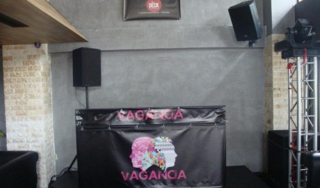 Vagancia 1rst Dance event performing with Miss Lefki@The Deck
