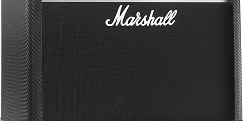 Νέος ενισχυτής κιθάρας Marshall 102 EFX